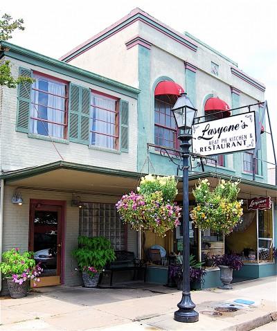 Lasyone S Restaurant Natchitoches